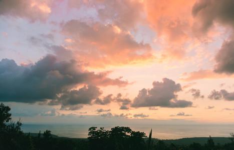 Sunset  Hawaill