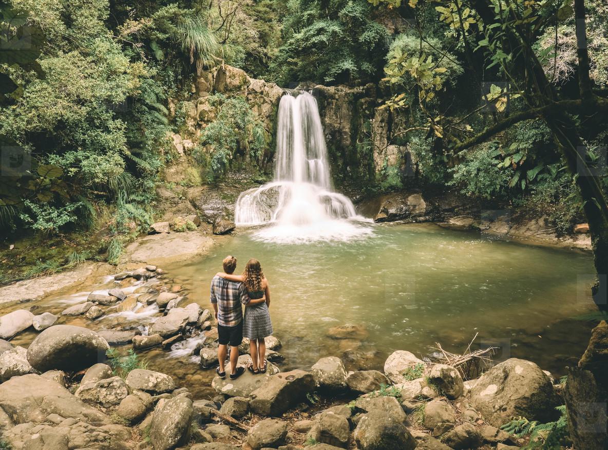 Waiau Falls  New Zealand