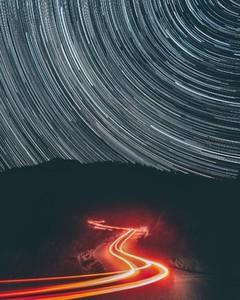 Desert star   Moab Utah USA