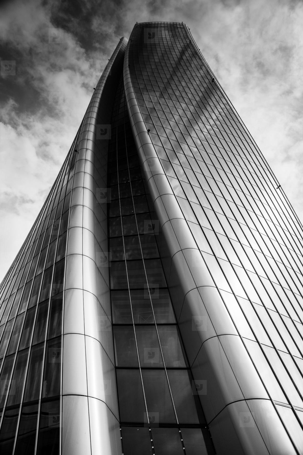 Hadid Tower   Milan