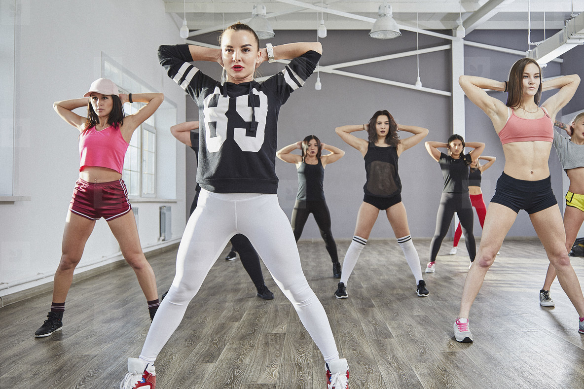 Dance Studio Moves  02
