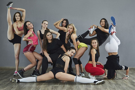 Dance Studio Moves 23