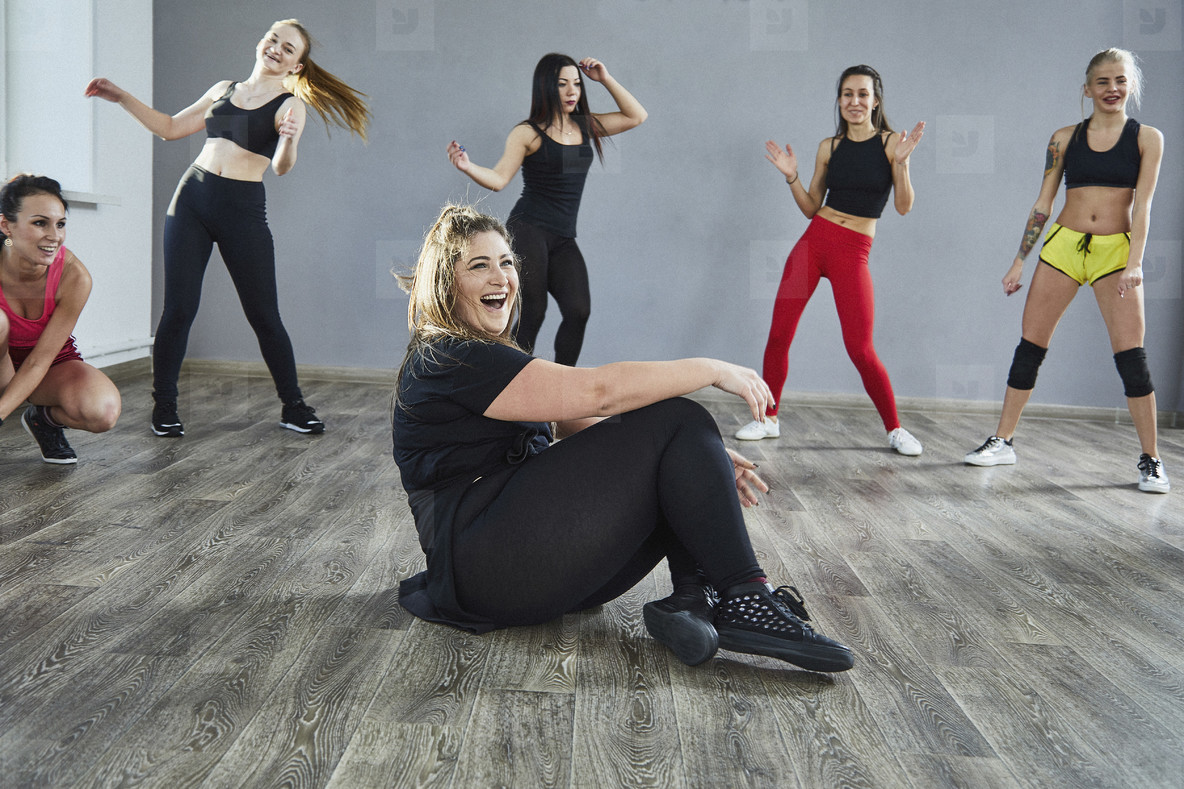 Dance Studio Moves  38