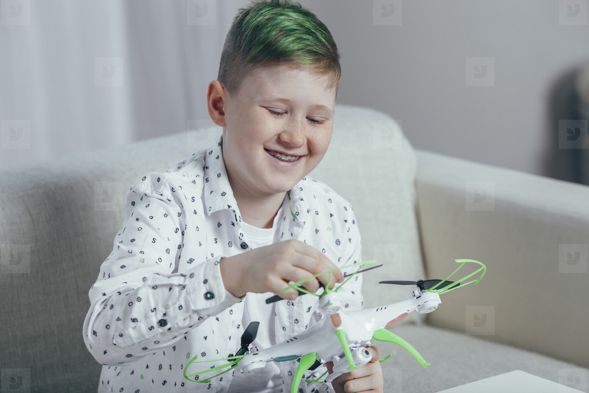 Punk Drone Boy  01