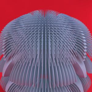 abstract hair ball