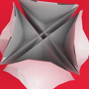 geometric flower