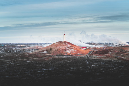 Reykjanes Peninsula  Iceland