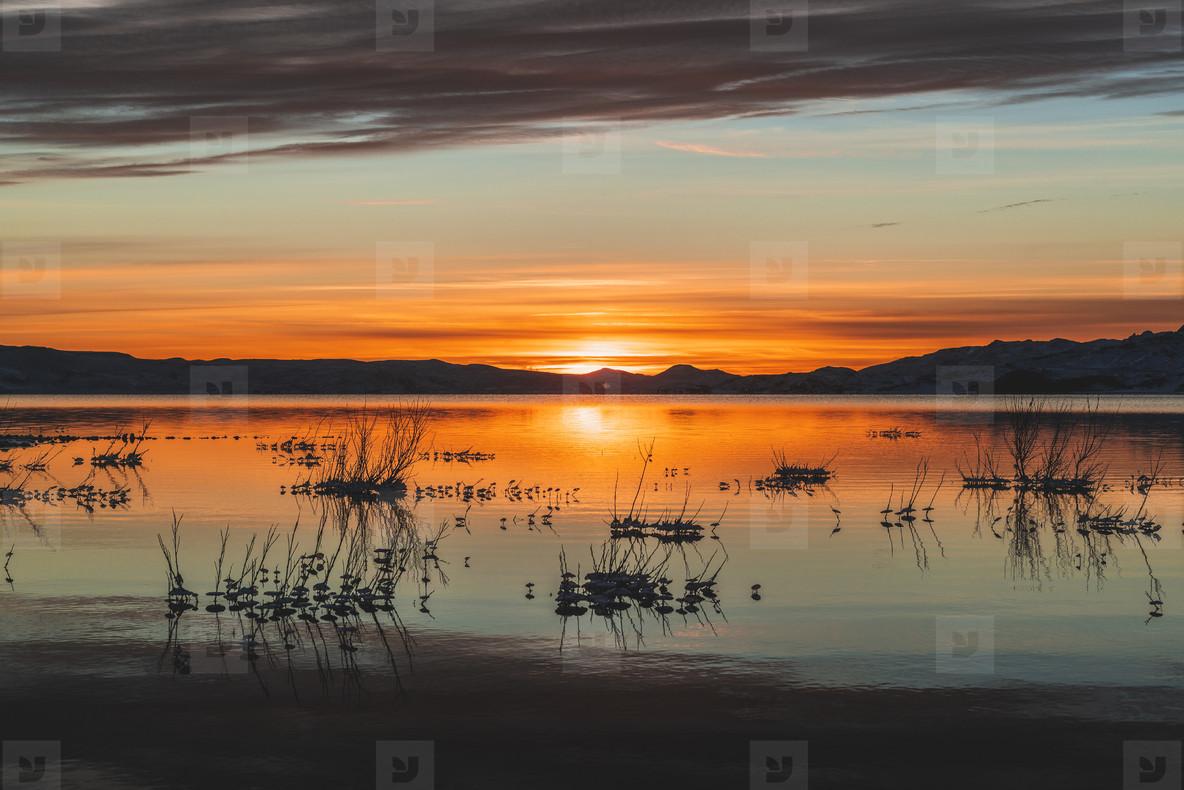 Kleifarvatn Lake  Iceland