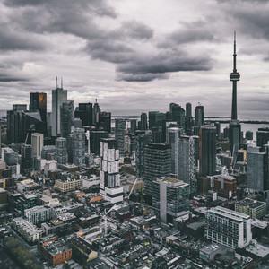 Gloomy Toronto