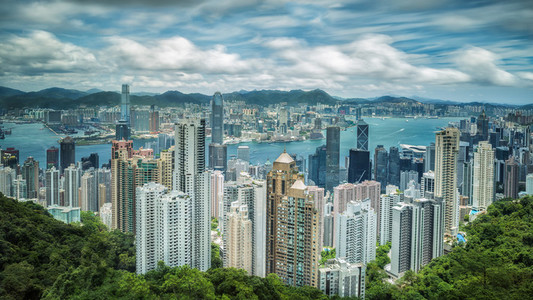 Victoria park  Hong Kong