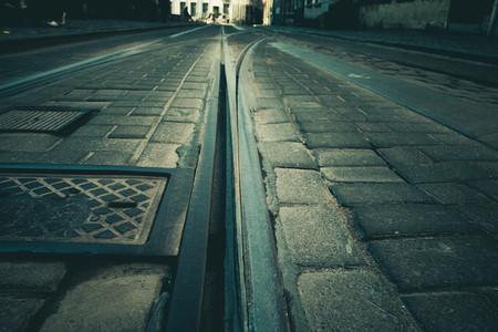 tram lane