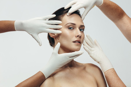 Skin care and aesthetic medical therapy