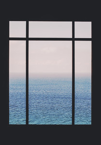 Seascape windows view