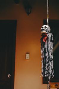Halloween Skeleton Hanging