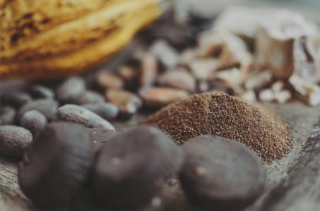 Organic Chocolate Truffles