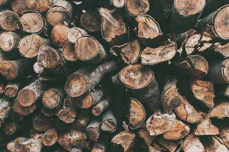 Pile Of Firewood Pattern