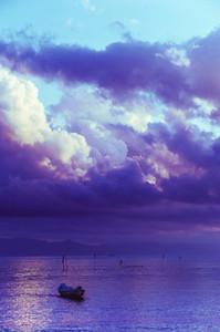 6am seascape
