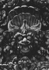 Balinese deity