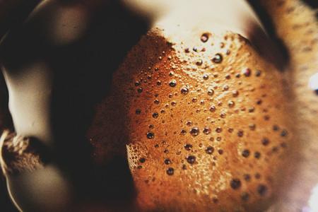 Black Coffee Closeup