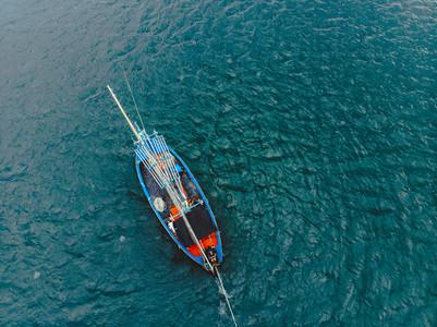 Thailand Beach Aerial 1
