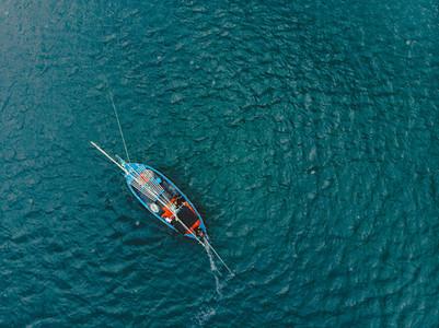 Thailand Beach Aerial 2