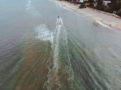 Thailand Beach Aerial 24