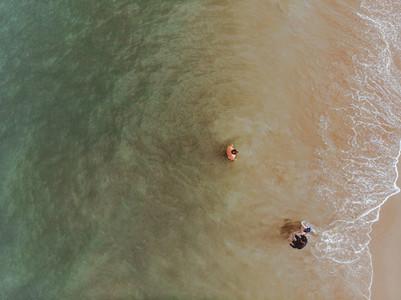Thailand Beach Aerial 22