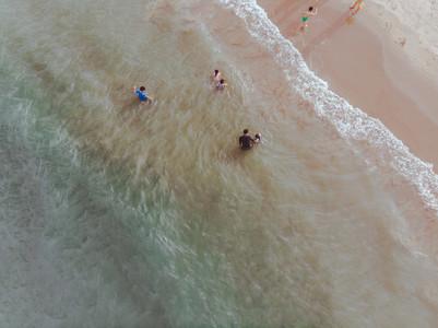 Thailand Beach Aerial 20
