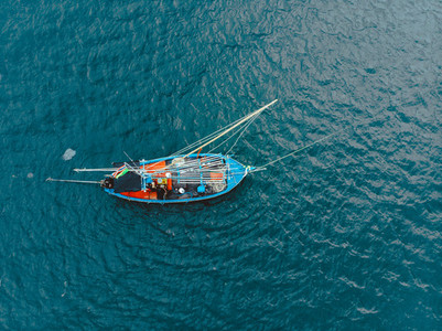 Thailand Beach Aerial 12