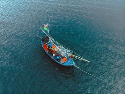 Thailand Beach Aerial 11