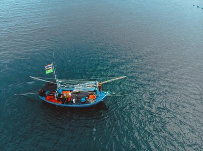 Thailand Beach Aerial 10