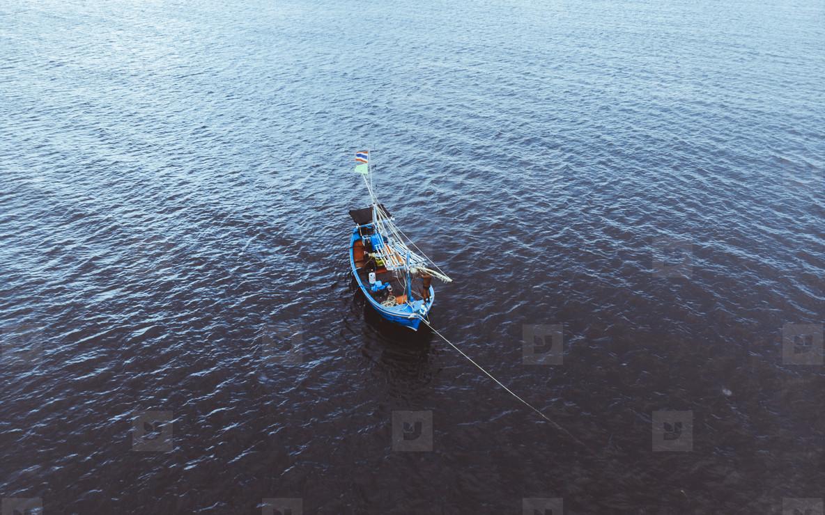 Thailand Beach Aerial 9