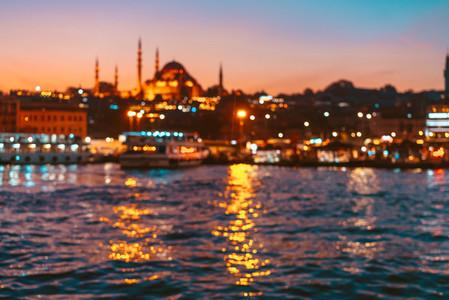Suleymaniye Mosque in Istanbul