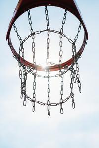 streetbasketball basket