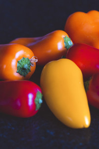 harvest fresh bio bell pepper