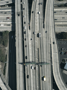 Aerial Overpass 09