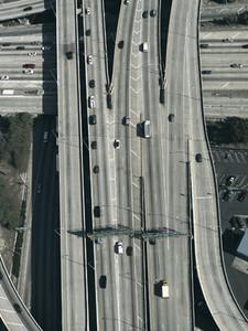 Aerial Overpass 09