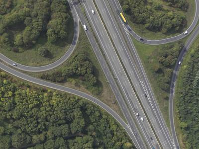 Aerial Overpass 100