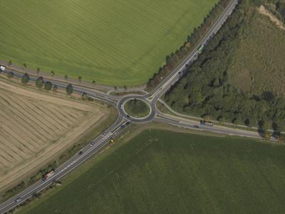 Aerial Overpass 104