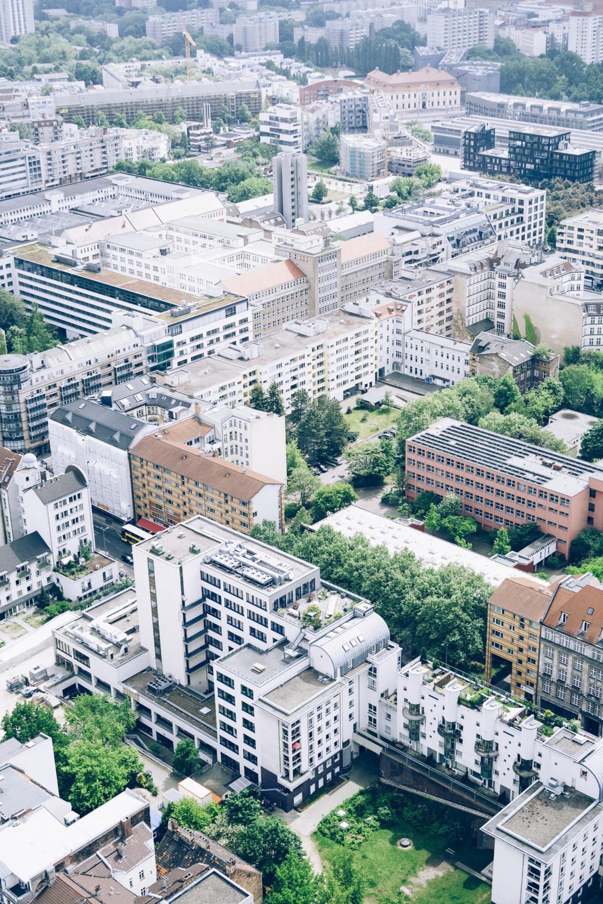 Kapital City of Germany Berlin
