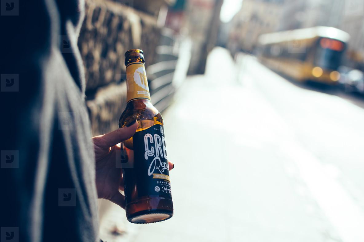 German handcrafted beer