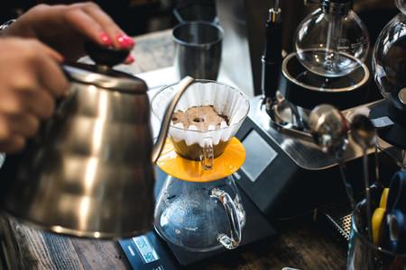 Brewing filter coffee