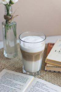 Caffe Latter relaxing break