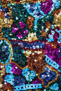 Abstract Sequin