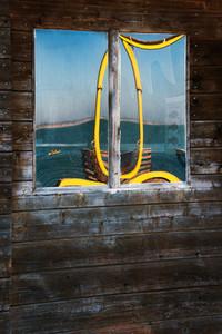 Kayak Reflections