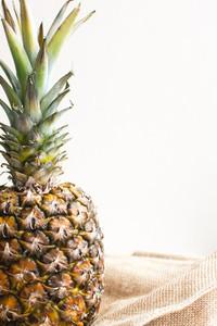 Fresh funky pineapple