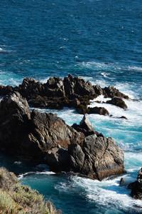 Rocky Ocean