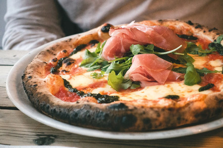 Neapolitan pizza