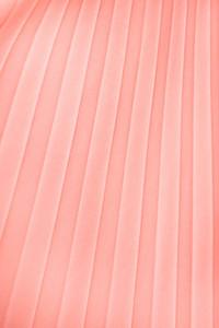 Peach Pleats
