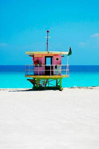 Flamingo Hut